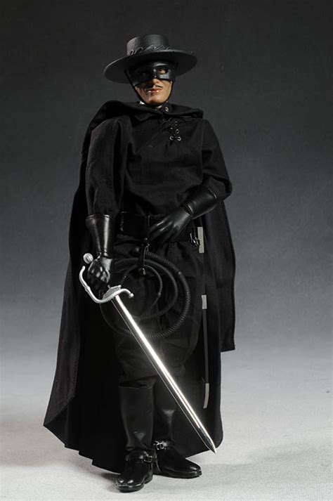 Figure Zorro The review and photos of zorro sixth scale figure by triad toys