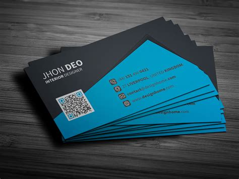cool business card design templates creative business card design free design resources