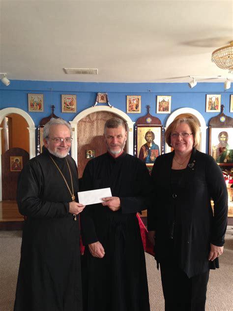 missionary appointment evangelization  africa parishioner   ukrainian orthodox church