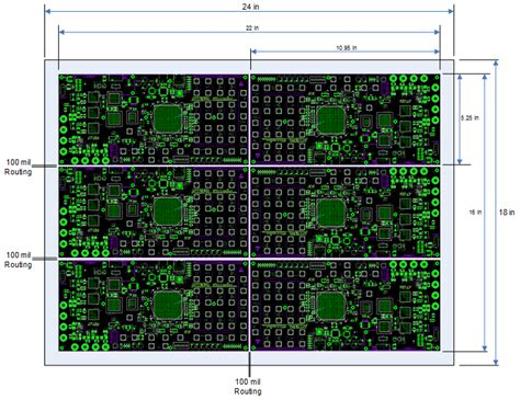 pcb layout guidelines sdram 143 intel pcb stackup design considerations for intel fpgas