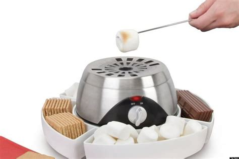 l post l indoor indoor marshmallow roaster is flameless expensive and