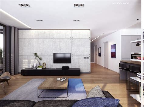 design living apartment living for the modern minimalist