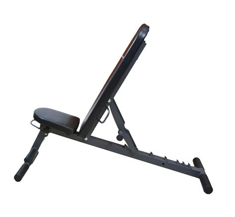 adjustable utility bench new confidence fitness adjustable multi function utility