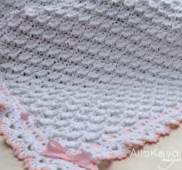 Fluffy clouds crochet baby blanket pattern for babies amp kids my