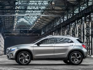 Mercedes Release Date Mercedes Gla Prices And Release Date Speculations In