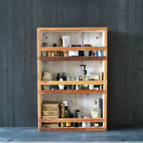 Apothecary Bathroom Cabinet Apothecary Cabinet Bathroom Organization Eco Friendly