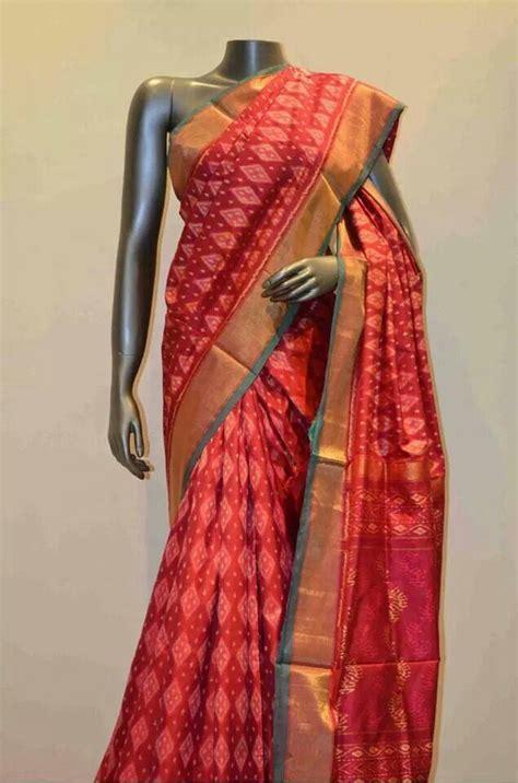 Dress Tenun Ikat Csm Motif Patola silk patola saree ethnic indian sarees saree silk and silk