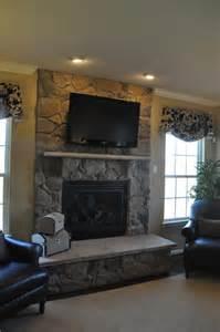 Living room with tv above fireplace decorating ideas backsplash kids