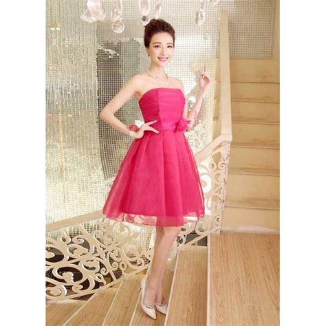 Dress Model Kemben dress pesta model kemben d2289 moro fashion