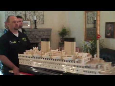 titanic boat youtube lego titanic boat youtube