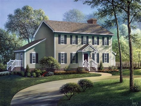 modern colonial house plans colonial house plans home design and style