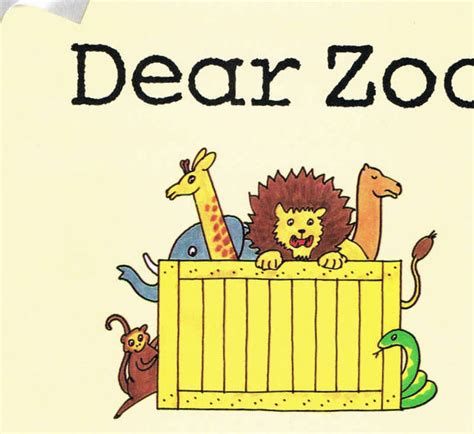 dear one books dear zoo powerpoint book guided reading level f books