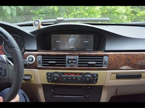 Android E60 by Installation Bmw E60 Android Gps System Touch Screen