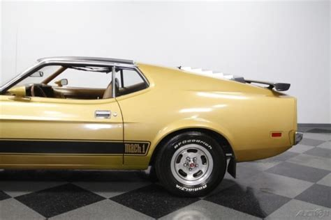 Mach 1 Mustang Automatic by 1973 Ford Mustang Mach 1 Hardtop 1973 Mach 1 Used