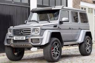 Mercedes G63 Price Used Mercedes G Class 5 5 G63 Amg 4x4 5dr For Sale In