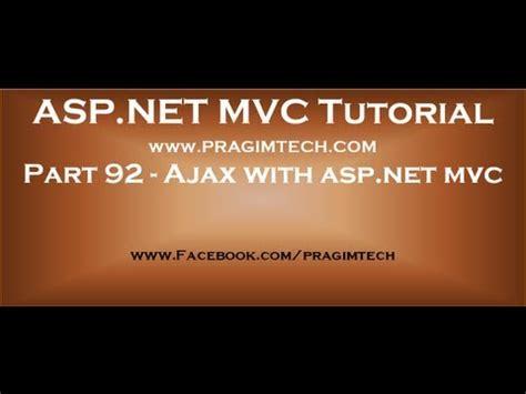 php tutorial kudvenkat ajax aspx videolike