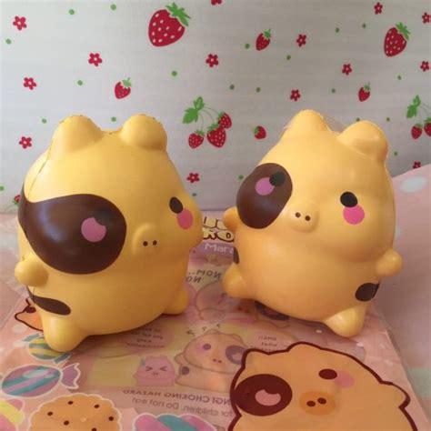 Hayaru Squishy pastry petiti mini squishy scented rising