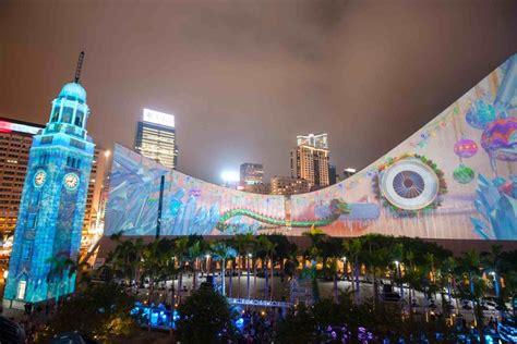 hong kong light opening of hong kong pulse light trend