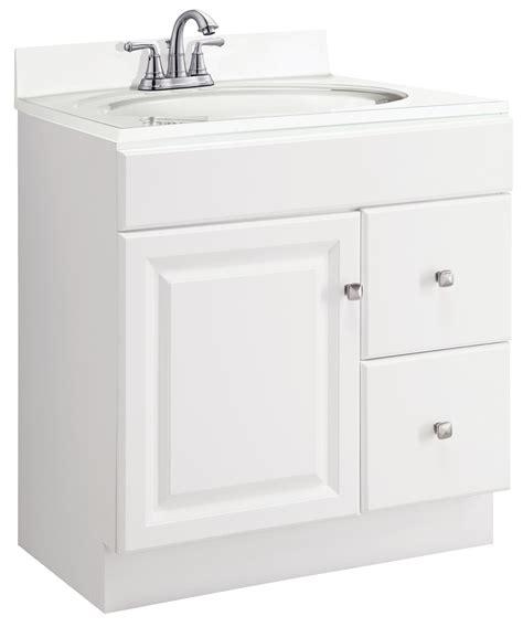 design house wyndham vanity design house 545079 wyndham white semi gloss vanity