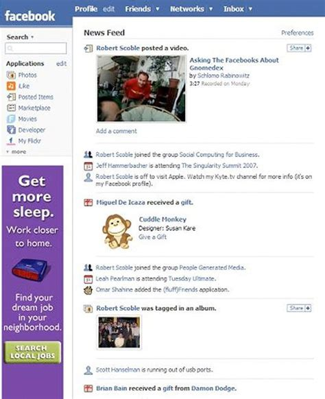 are they all yours facebook newhairstylesformen2014com happy 12th birthday fb what facebook used to look like