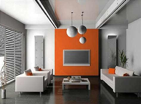 modern gray accent wall paint ideas home