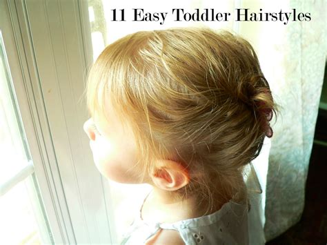 hairstyles for thin hair toddler short hairstyle for very thin hair