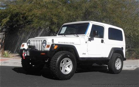 2006 Jeep Wrangler Unlimited Hardtop Buy Used 2006 Jeep Wrangler Unlimited Rubicon Top 4x4