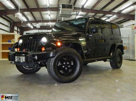 Jeep Mw3 Jeep Wrangler Call Duty Mw3 Edition Mitula Cars