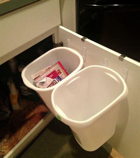 sink recycling bin best 25 recycling bins ideas on recycling
