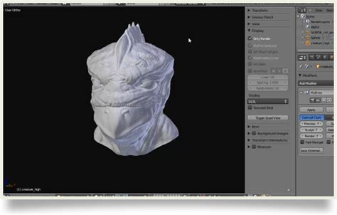zbrush retopo tutorial blender creature retopology normal mapping