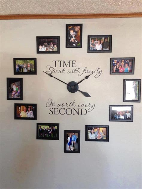 wall decor ideas for family room how to decorate living room walls with family pictures