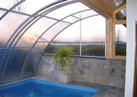 wintergarten mit pool swimming pool schwimmbad schwimmbecken 252 berdachungen