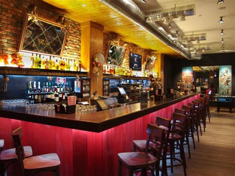 layout of restaurant and bar sports bar layout best layout room