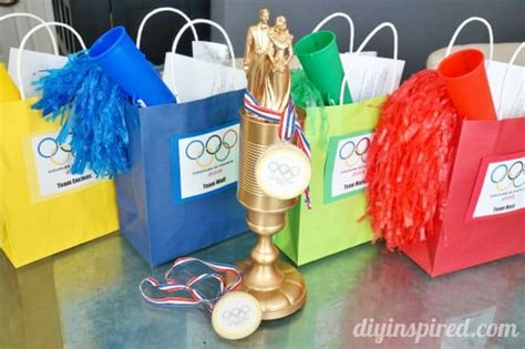 diy crafts for couples olympic inspired projects and treats