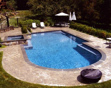 Doughboy Above Ground Pool Inground 2015 Best Auto Reviews Residential Swimming Pool Designs