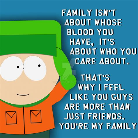 best south park quotes south park kyles quote by mrscaryjoe on deviantart