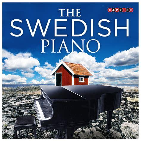 Swedish Records The Swedish Piano Caprice Records