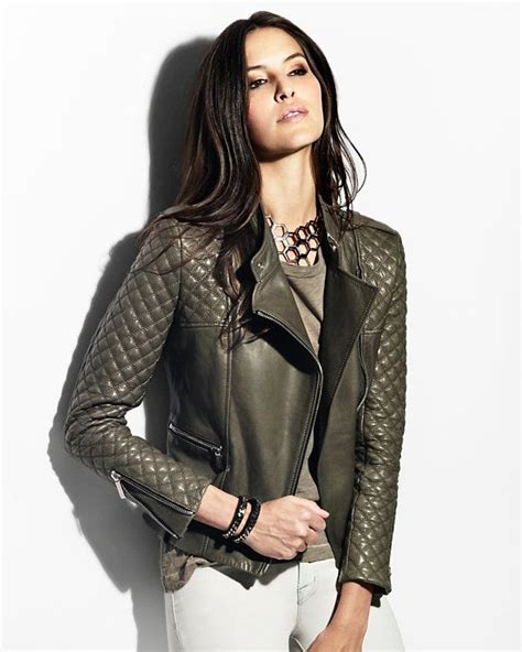 barbara bui leather jacket barbara bui quilted leather jacket blazers jackets