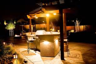 Outdoor Patio Lights Best Patio Garden And Landscape Lighting Ideas For 2014 Qnud