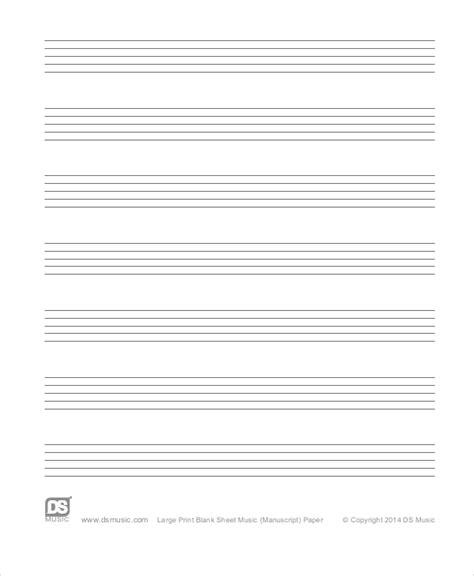 blank bass clef staff paper printable sheet music pdf jpg 400 x 518