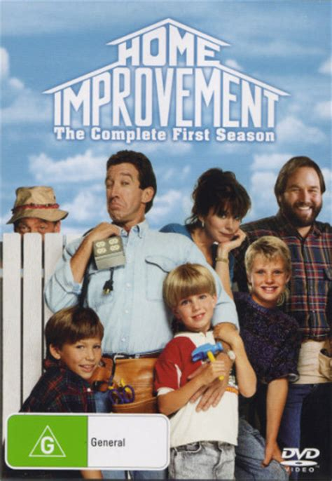 home improvement season 1 4 discs 1991 new dvd ebay