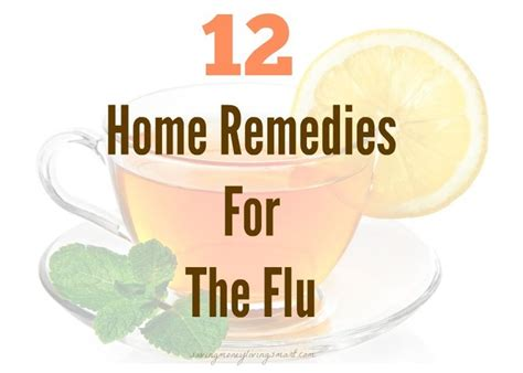12 home remedies for the flu all recipes tips