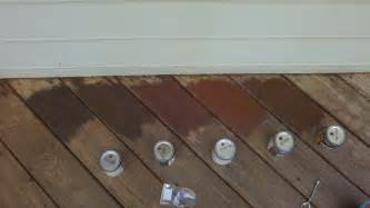 solid color stain behr solid deck stain colors brown hairs