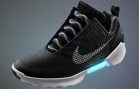 nike announces mass market self lacing shoes for wannabe