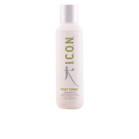 Detox Shoo For Brunettes by Icon Post Tonic Detox Tonic 150ml