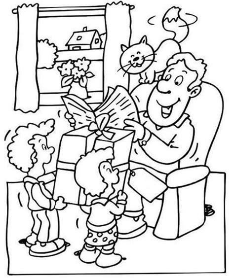 dibujo para colorear de dia del padre dibujos para el d 237 a del padre para colorear