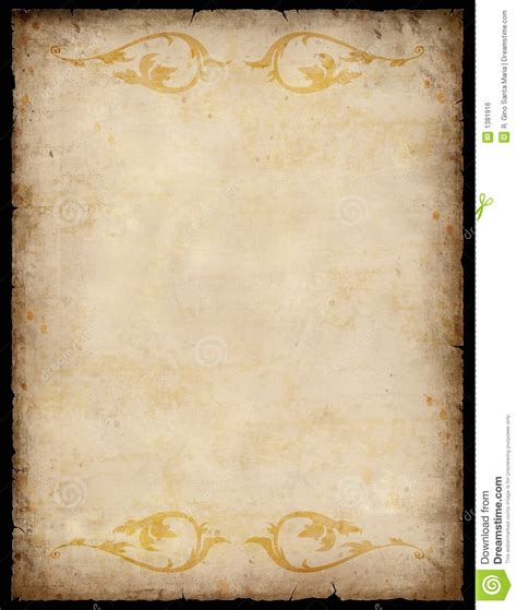 old paper pattern vector vintage paper background with patterns royalty free stock