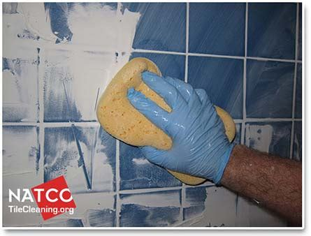 Cleaning Grout In Shower How To Professionally Regrout A Tile Shower
