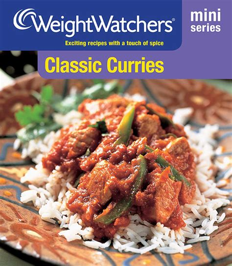 weight watchers mini series classic curries ebook by