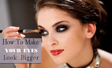 Your Look by How To Use Makeup To Make My Bigger Saubhaya Makeup
